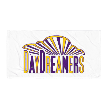 DayDreamers Band Towel (White)