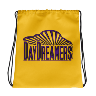 DayDreamers Band Drawstring bag (Yellow)