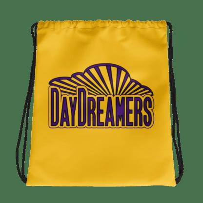 DayDreamers Band Drawstring bag (Yellow)