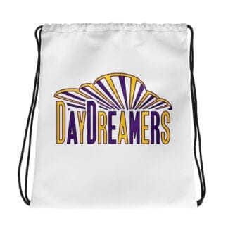 DayDreamers Band Drawstring bag (White)