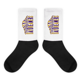 DayDreamers Band Socks (White)