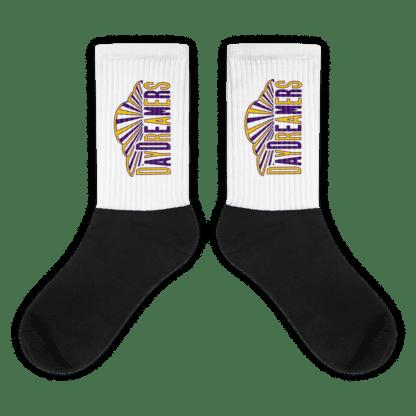 DayDreamers Band Socks (White)
