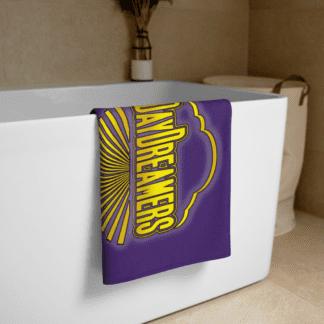 DayDreamers Band Towel (Purple)