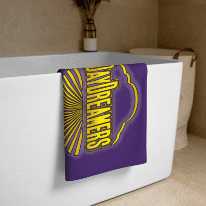 DayDreamers Band Towel (Purple)