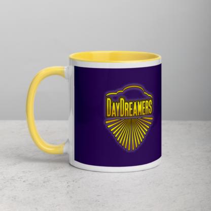 DayDreamers Band Coffee Mug (Purple)
