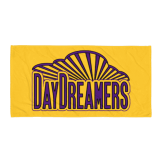 DayDreamers Band Towel (Gold)