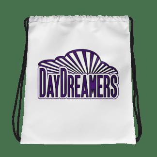 DayDreamers Band Drawstring bag (White)